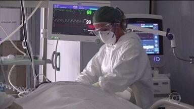 Itália endurece vigilância na quarentena para conter coronavírus - Segundo a Organização Mundial da Saúde, país chegará ao pico de contágio no domingo (29).