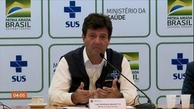 Número oficial de mortes pelo novo coronavírus no Brasil sobe para 57 - Foram confirmados óbitos em Pernambuco e no Amazonas, além do Rio, São Paulo, e do Rio Grande do Sul.