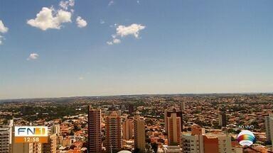 Confira como ficam as temperaturas nesta quinta-feira no Oeste Paulista - Veja a previsão do tempo para cidades da região de Presidente Prudente.