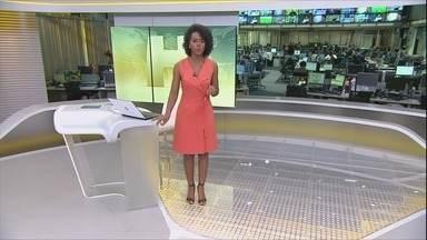 Jornal Hoje - íntegra 27/03/2020 - Os destaques do dia no Brasil e no mundo, com apresentação de Maria Júlia Coutinho.