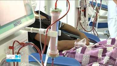 Pacientes do grupo de risco estão despertando a preocupação dos médicos em São Luís - O repórter Sidney Pereira conversou com o pneumologista João Batista de Sá Filho.