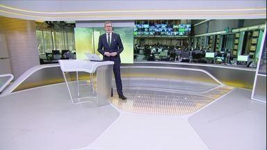 Jornal Hoje - íntegra 28/03/2020 - Os destaques do dia no Brasil e no mundo, com apresentação de Maria Júlia Coutinho.