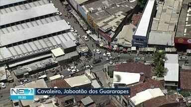 Veja a movimentação em locais do Grande Recife após decreto de isolamento social - Não são permitidos eventos com mais de 10 pessoas em Pernambuco devido à pandemia da Covid-19.