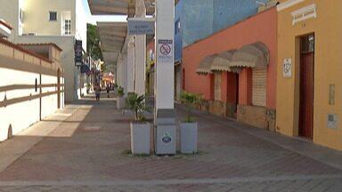 Associação Comercial de Guararema tenta aliviar pagamento de impostos dos comerciantes - A cidade, que sempre fica movimentada aos finais de semana, está sofrendo com a falta de visitantes.
