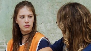 Anjinha desabafa com Raíssa - undefined