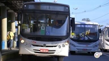 Moradores de Campo Limpo Paulista se preocupam com transporte público - Moradores de Campo Limpo Paulista (SP) que usam o transporte público estão preocupados com o risco de contaminação pelo coronavírus.