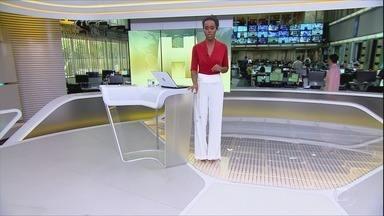 Jornal Hoje - íntegra 31/03/2020 - Os destaques do dia no Brasil e no mundo, com apresentação de Maria Júlia Coutinho.
