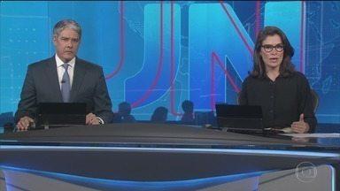 Jornal Nacional, Íntegra 31/03/2020 - As principais notícias do Brasil e do mundo, com apresentação de William Bonner e Renata Vasconcellos.
