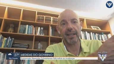 Economista fala sobre as mudanças após pandemia - Alexandre Schwartsman explica quais mudanças acontecem no cenário econômico durante a crise.