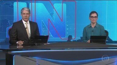 Jornal Nacional, Íntegra 03/04/2020 - As principais notícias do Brasil e do mundo, com apresentação de William Bonner e Renata Vasconcellos.