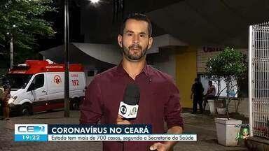 Situação do Ceará é preocupante, avalia Ministério da Saúde - Saiba mais em g1.com.br/ce