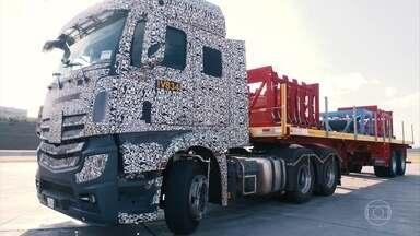 Conheça caminhões que rodam com inteligência artificial - Conheça caminhões que rodam com inteligência artificial