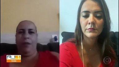 Mãe da vítima mais nova da Covid-19 faz desabafo após perder o filho de 23 anos - Wellerson da Silva Calixto morava em Nova Iguaçu e começou com sintomas de gripe. A mãe também chegou a ficar internada por conta do novo coronavírus.