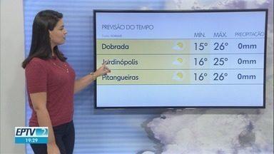 Massa de ar fria derruba temperaturas na região de Ribeirão Preto e Franca nesta quinta - Previsão é de que frio aumente nas cidades do entorno de Franca e Ribeirão Preto.