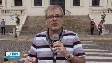 Testes pagos para o novo coronavírus geram polêmica em Santos - Santa Casa faz a venda de testes por R$ 250 e ação teve repercussão negativa entre alguns moradores da região.