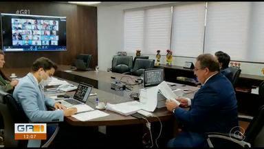 Deputados estaduais aprovam decretos de estado de calamidade pública em 77 cidades de PE - O combate ao novo coronavírus foi um dos destaques da sessão da assembleia legislativa de pernambuco, na tarde de ontem.