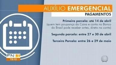Auxílios emergenciais começam a ser pagos para o enfrentamento da pandemia - Confira todos os detalhes para saber como receber os benefícios.