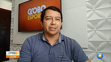 Confira as notícias do esporte com Kako Marques - Apresentador traz as principais informações do esporte paraibano.