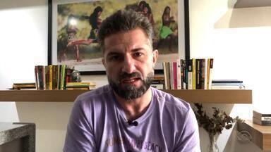 Paulo Germano comenta ação dos Cozinheiros do Bem, proibida pela prefeitura da Capital - Assista ao vídeo.