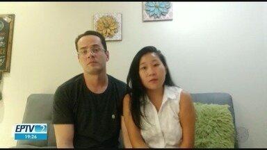 Com bloqueio para conter Covid-19, casal de Ribeirão Preto não consegue voltar do Caribe - Expectativa é conseguir embarcar na sexta-feira para o Brasil.