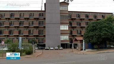 HGP é hospital de referência e trata pacientes com coronavírus - HGP é hospital de referência e trata pacientes com coronavírus