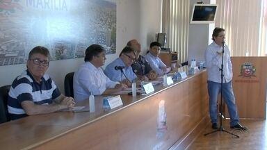 Comitê de enfrentamento contra o Covid-19 se reúne para discutir novas medidas em Marília - O Comitê de enfrentamento contra o Covid-19 da prefeitura de Marília (SP) se reuniu para discutir novas medidas na cidade nesta quinta-feira (9).