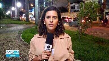 Ônibus que saíram de Caratinga são impedidos de entrar em Belo Horizonte - Impedimento foi devido ao decreto municipal, publicado pelo prefeito da capital mineira.
