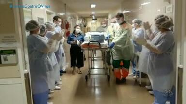 Duas crianças se curam do coronavírus no RS - Assista ao vídeo.