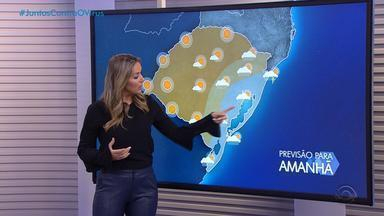 Sexta-feira (10) deve ter instabilidade na faixa Leste do RS; frio predomina no Estado - Outras regiões tem tempo firme e sol ao longo do dia.