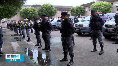 Começa a Operação Páscoa no ES - A Polícia Militar vai colocar dois mil homens a mais nas ruas pra garantir a segurança da população