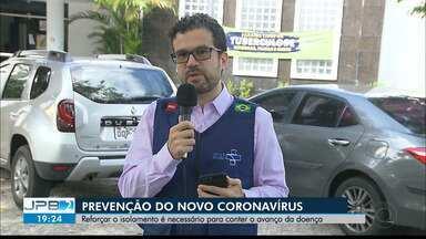 JPB2JP: Testes da Covid-19 também vão ser feitos em laboratório da UFPB - Coronavírus na Paraíba.