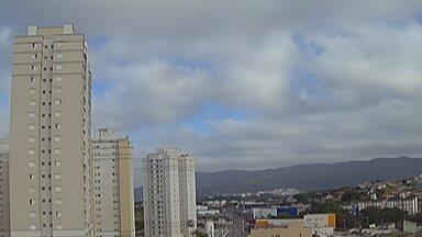 Veja a previsão do tempo para o Alto Tietê nesta segunda-feira (13) - Confira como fica o tempo nas cidades da região.