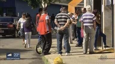 Contratados para espalhar aglomerações começam a trabalhar em Três Pontas, MG - Segunda-feira foi primeiro dia de trabalho