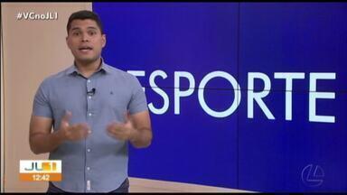 Confira os destaques do esporte paraense no JL1 desta terça-feira (14) - Confira os destaques do esporte paraense no JL1 desta terça-feira (14)
