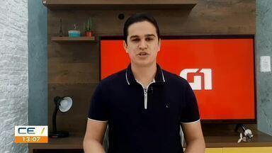 Saiba os destaques do G1 Ceará desta terça-feira com Valdir Almeida - Saiba mais no g1.com.br/ce