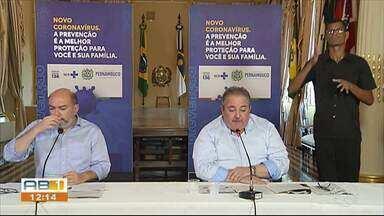 Pernambuco confirma 1.284 pacientes e 115 óbitos de pessoas com o novo coronavírus - De acordo com a Secretaria Estadual de Saúde (SES), são 130 pacientes a mais do que na segunda (13), quando havia 1.154 casos confirmados.