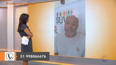 Blitz Bairros mostra a situação do Mario Quintana em Porto Alegre em meio à pandemia - Líder comunitário fala sobre ações realizadas no bairro.