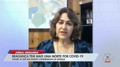 Cruzeiro, Bragança e Atibaia registram mortes por coronavírus - Veja as informações no link.
