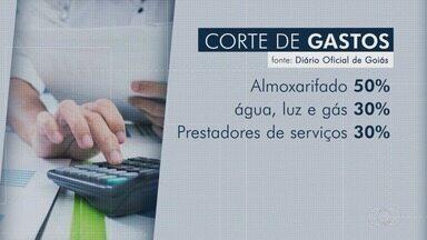 Governo anuncia medidas para cortar gastos em época de pandemia - Medidas serão tomadas devido aos impactos do coronavírus na economia do estado.