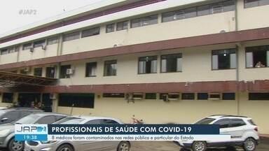 Médicos, enfermeiros e técnicos da saúde sofrem com contaminação pelo coronavírus no Amapá - Categorias na linha de frente do combate à doença relatam os efeitos da Covid-19.