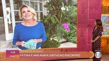 Ana Maria Braga fala sobre seu estado de saúde durante o isolamento social - Confira!