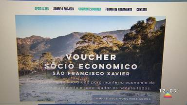Monteiro Lobato monta esquema para evitar circulação de turistas no feriado - Medida é por prevenção ao coronavírus