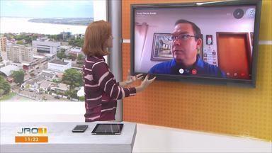 Ênedy Dias, especialista em segurança, comenta sobre notificações da PM durante pandemia - Ênedy Dias, especialista em segurança, comenta sobre notificações da PM durante pandemia