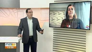 Psiquiatra fala sobre ansiedade no 'AB Saúde' - Daniela Lucena foi entrevistada no AB1.