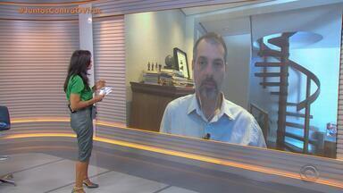 Tulio Milman comenta sobre novo plano de isolamento adotado pelo governo do RS - Assista ao vídeo.