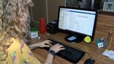 Comerciantes de Sorocaba estão apostando em vendas pela internet e drive thru - Para os setores que continuam fechados, empresários estão apostando nas vendas pela internet e drive thru em Sorocaba (SP).