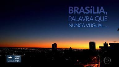 """""""Nunca Vi Igual"""" - Conheça o última poema em homenagem aos 60 anos de Brasília."""