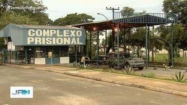Vigilante Penitenciário testa positivo para coronavírus em Aparecida de Goiânia - Ele foi afastado das funções exercidas no complexo prisional.