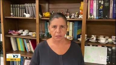Ex-governadora Roseana Sarney se manifesta sobre a morte de Roberto Fernandes - Em sua nota de pesar, Roseana Sarney destacou o profissionalismo do jornalista Roberto Fernandes.