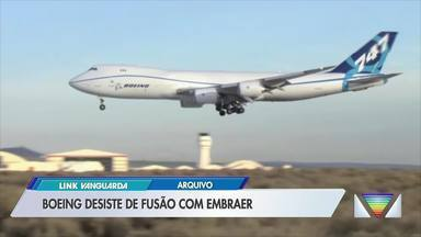 Boeing rescinde acordo de compra da área da aviação comercial da Embraer - Desistência ocorre em meio a impacto do coronavírus sobre o setor aéreo.